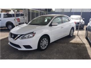NISSAN SENTRA SV 2018 VARIEDAD, Nissan Puerto Rico