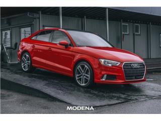 AUDI A3 SEDAN 2018, Audi Puerto Rico