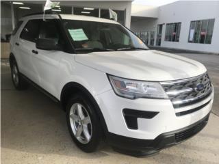 EXPLORER 2018 XLT  SUPER NUEVA, Ford Puerto Rico