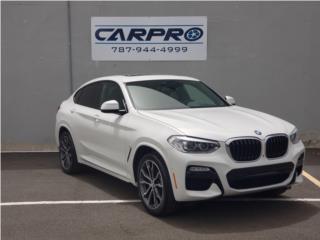 2019 BMW X4 xDrive30i M-Sport Package, BMW Puerto Rico