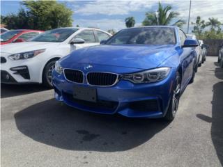 BMW 435i, BMW Puerto Rico