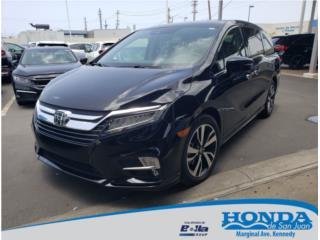 2019 Honda Odyssey Touring, Honda Puerto Rico