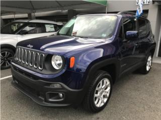 PROGRAMA CARS-JEEP RENEGADE 4X4, Jeep Puerto Rico