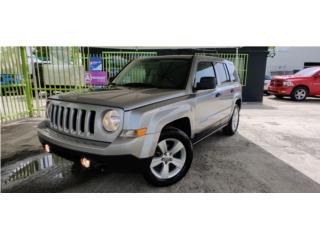 Jeep Patriot 2017 Lista para la calle, Jeep Puerto Rico