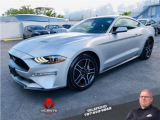 FORD MUSTANG ECOBOOST PREM PKG 2019, Ford Puerto Rico