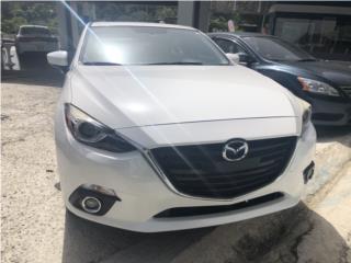 Mazda 3 2015, Mazda Puerto Rico