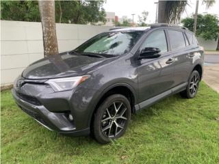 Toyota Rav-4 2018, Toyota Puerto Rico