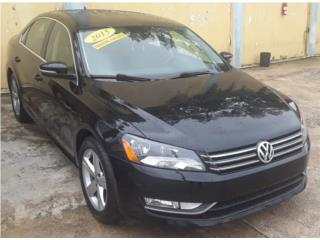 VOLKWAGEN PASSAT 2015, Volkswagen Puerto Rico