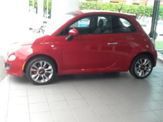 2014 FIAT 500 NUEVO FULL POWER 39 MIL MILLAS, Fiat Puerto Rico