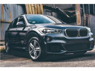 X1 2017 M-package, BMW Puerto Rico