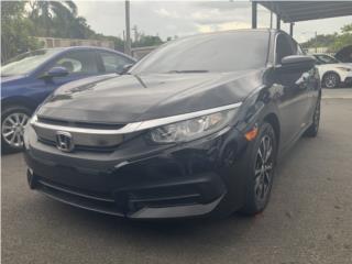 Civic sedan 4 puertas, Honda Puerto Rico
