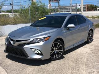 TOYOTA CAMRY SE 2020 ¡DEPORTIVO!, Toyota Puerto Rico
