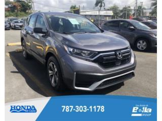 2020 HONDA CR-V LX *LIQUIDACION*, Honda Puerto Rico