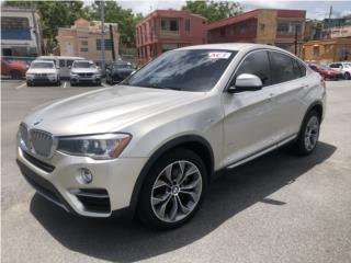 BMW X4 2.8X DRIVE 2014, BMW Puerto Rico