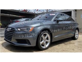 AUDI A3 PREMIUM 2015 ELEGANTE!!!!, Audi Puerto Rico