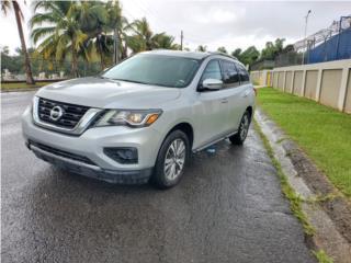 3 FILAS, CAMARA, AROS DESDE $455.00 MENS, Nissan Puerto Rico