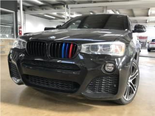 BMW X-4 (M PACKAGE) 2017, BMW Puerto Rico