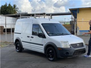 2013 FORD TRANSIT CONNECT , Ford Puerto Rico