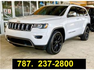 2017 Jeep Grand Cherokee Limited , Jeep Puerto Rico