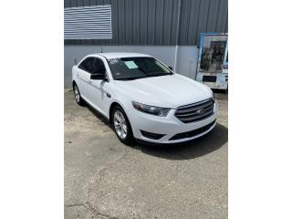 Ford Taurus SEL 2017, Ford Puerto Rico