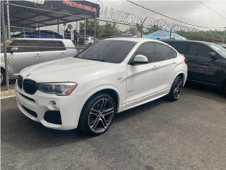 2016 BMX X4 XDRIVE 35i M PACK Impecable!, BMW Puerto Rico