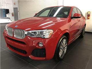 M-PACKAGE! 31K MILLAS! GPS! CAMARA! SENSORES!, BMW Puerto Rico