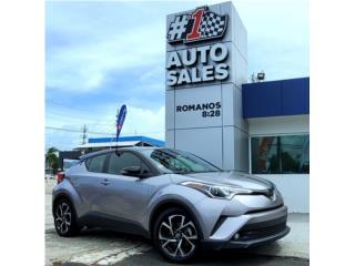 TOYOTA C-HR 2019, Toyota Puerto Rico