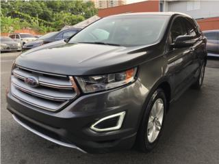 FORD EDGE SEL 2016 EXTRA CLEAN MUCHO EQUIPO, Ford Puerto Rico