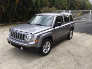 2016 JEEP PATRIOT , Jeep Puerto Rico