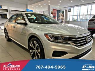 VOLKSWAGEN PASSAT SEL 2020, Volkswagen Puerto Rico