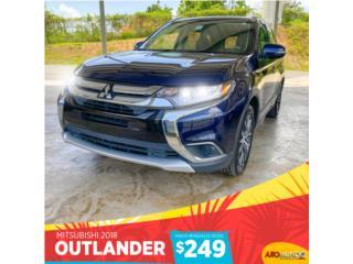 Mitsubishi Outlander Al Costo! , Mitsubishi Puerto Rico