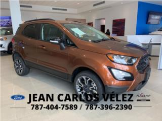 Ford Ecosport SES 2019, Ford Puerto Rico