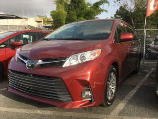 DescuentoToyota Sienna XLE Limit edition 2019, Toyota Puerto Rico