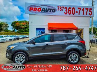 FORD ESCAPE 2019 GARANTÍA , Ford Puerto Rico