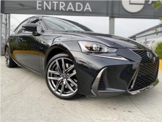IS 300 POCO MILLAJE, Lexus Puerto Rico