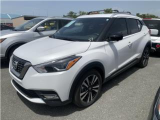 2018 NISSAN KICKS SR, Nissan Puerto Rico