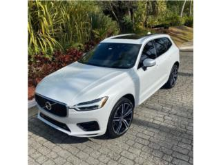 Volvo Xc60 R-Design/T8 2019 Única, Volvo Puerto Rico