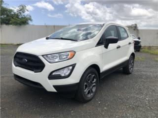 Ford EcoSport desde $19,995, Ford Puerto Rico