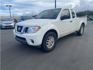 Nissan Frontier SV , Nissan Puerto Rico