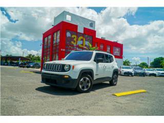 Jeep Renegade 2017 POCAS MILLAS!!, Jeep Puerto Rico
