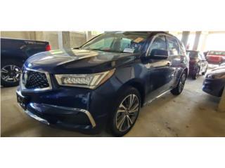 ACURA MDX AWD 2020 USADA, Acura Puerto Rico