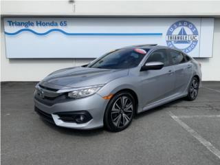 Honda Civic EXL | Asientos en piel, Honda Puerto Rico