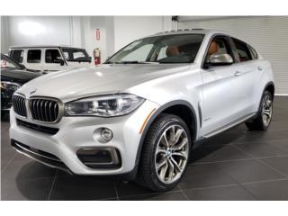 BMW X6 2016, BMW Puerto Rico