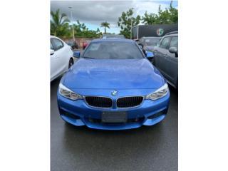 bmw serie 4 435i, BMW Puerto Rico