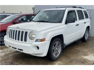PATRIOT - EXCLUSIVO Auto Program , Jeep Puerto Rico