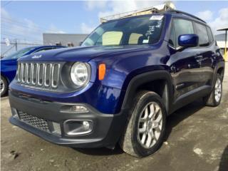 2016 JEEP RENEGADE 4X4 POCAS MILLAS , Jeep Puerto Rico