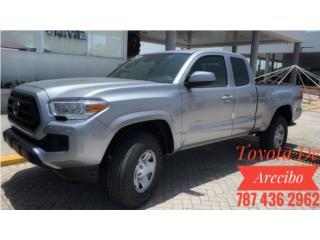 Tacoma cabina 1/2 2020 Disponible , Toyota Puerto Rico
