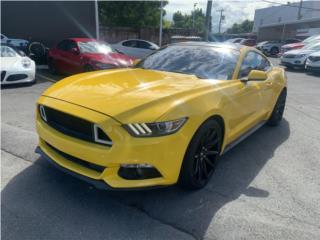 FORD,MUSTANG,2016, POCOS COMO ESTE, Ford Puerto Rico