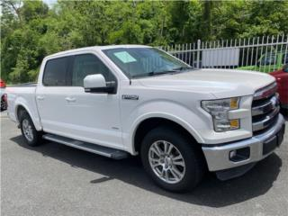 Ford F-150 2015 2WD SuperCrew 145, Ford Puerto Rico