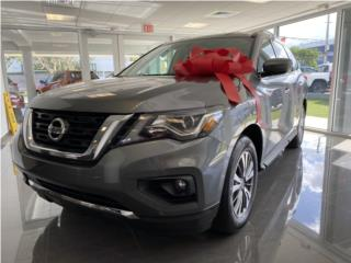 Nissan Pathfinder 2020 desde 32725, Nissan Puerto Rico